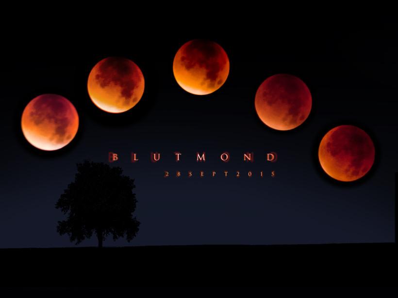 Blutmond 2015