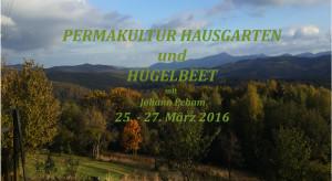 Permaculture Hausgarten